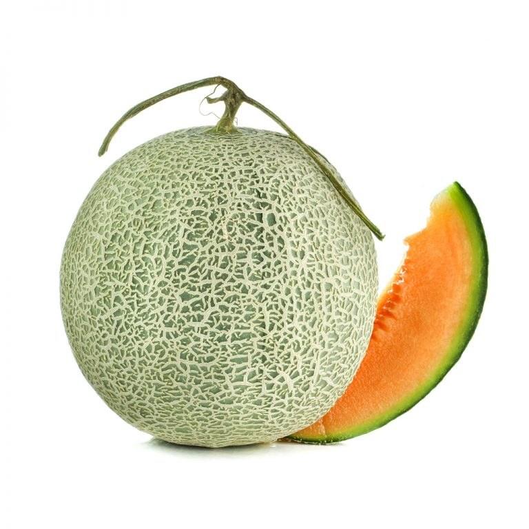 Что это такое дыня канталупа (cantaloupe): происхождение дыни, её ...   768x768